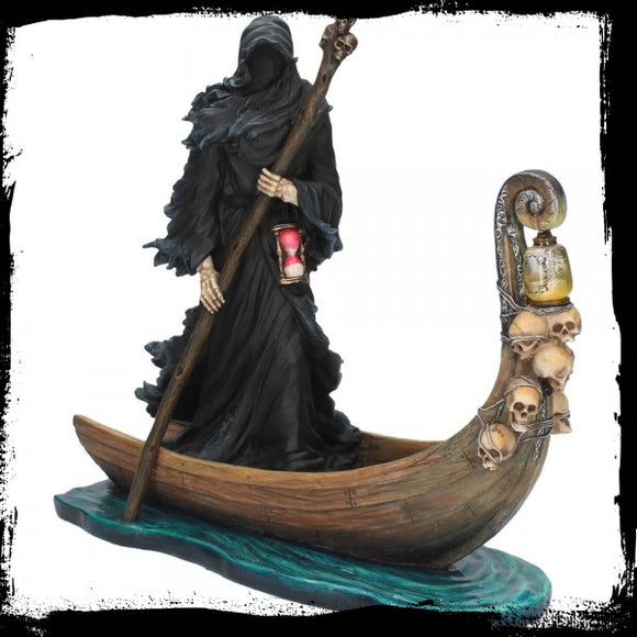 Charon - Ferryman of the Underworld 27cm - Gothic Fantasy Store