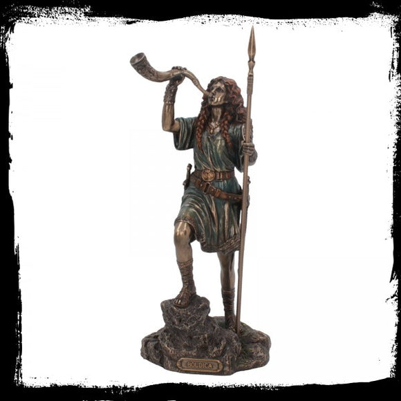 Queen Boudica of the Iceni 27.5cm - Gothic Fantasy Store