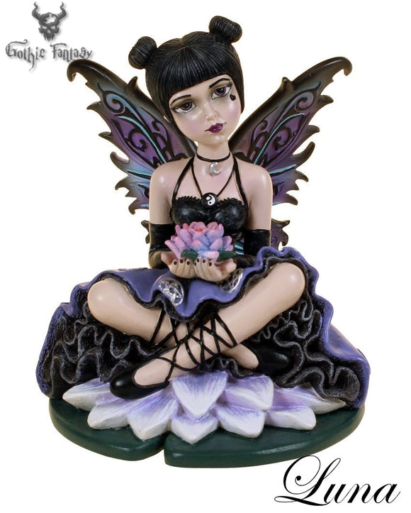 Luna Little Shadow's Gothic Fairy Figurine