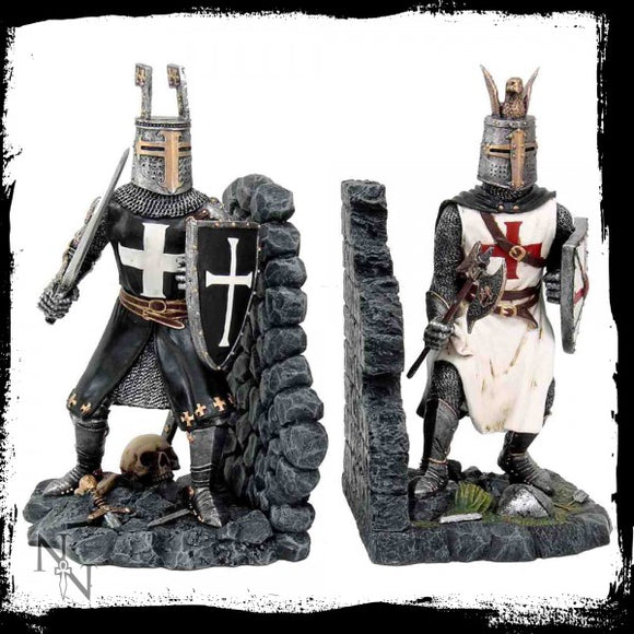 The Duel Bookends 19cm - Gothic Fantasy Store