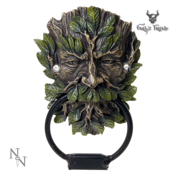 Wildwood Door Knocker 21cm - Gothic Fantasy Store
