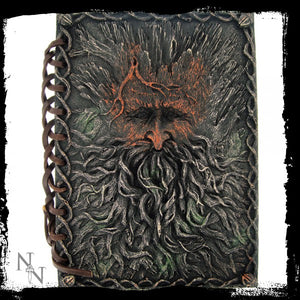 Tree Beard Note Book 19cm - Gothic Fantasy Store