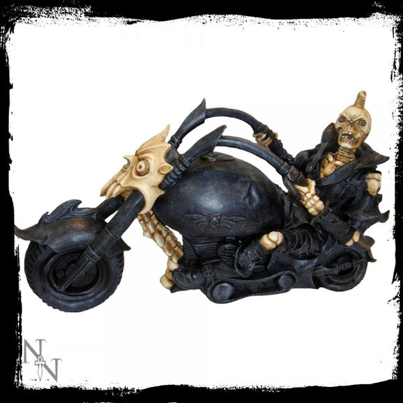 Hell Rider 30cm - Gothic Fantasy Store