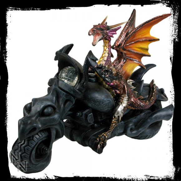 Born To Ride 28cm - Gothic Fantasy Store