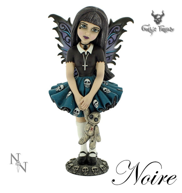 Noire Little Shadows Gothic Fairy 14cm - Gothic Fantasy Store
