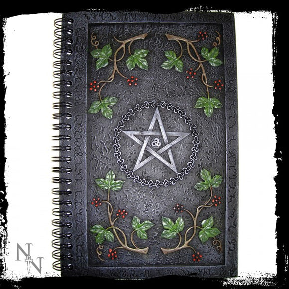 Wiccan Book of Shadows (24cm)