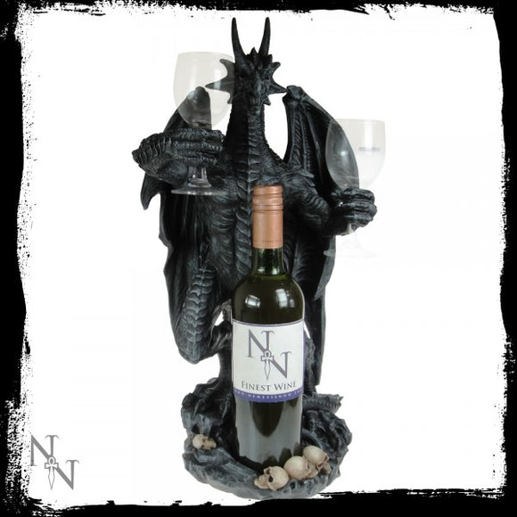 Dragon Wine Guardian 50cm - Gothic Fantasy Store