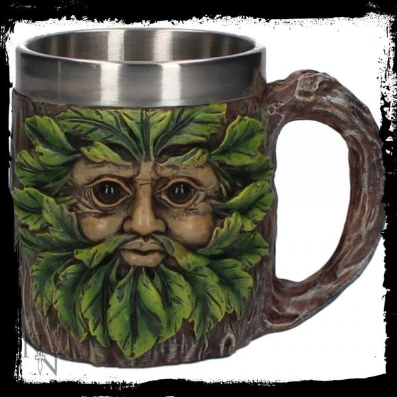 Eyes of the Forest Tankard 13.5cm - Gothic Fantasy Store