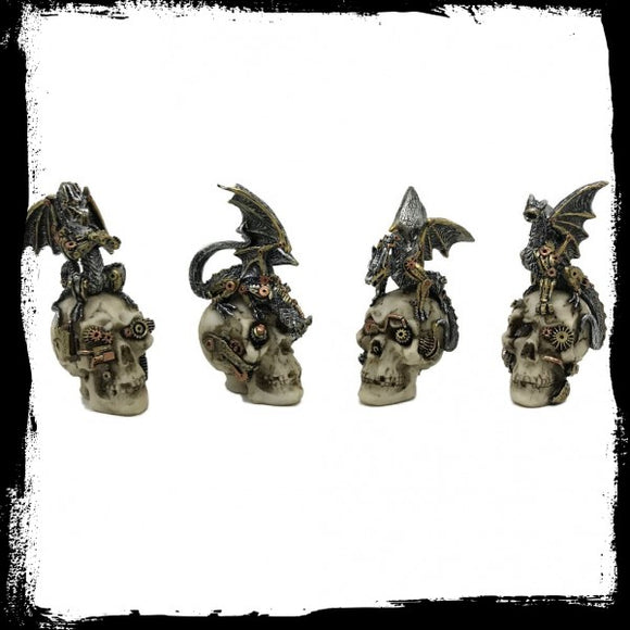 Mind Machines 10.5cm (Set of 4) - Gothic Fantasy Store
