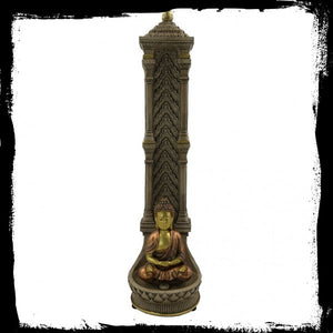 Temple of Peace Incense Holder 26.8cm Gothic Fantasy