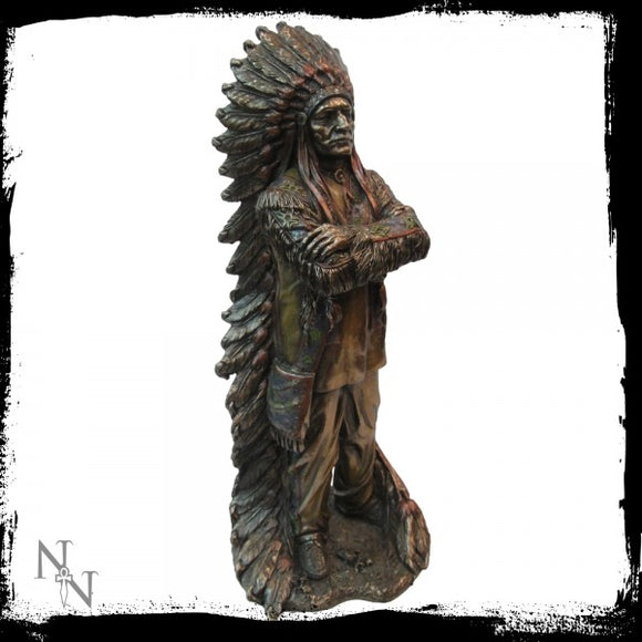 Proud Chief 30cm - Gothic Fantasy Store