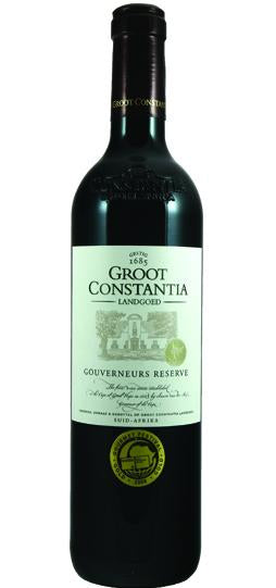 Groot Constantia Gouverners Reserve Red