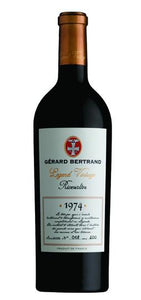 Gerard Bertrand Legende  Rivesaltes