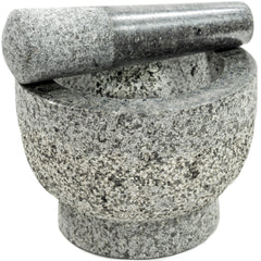 How to Season a Brand New Mortar and Pestle