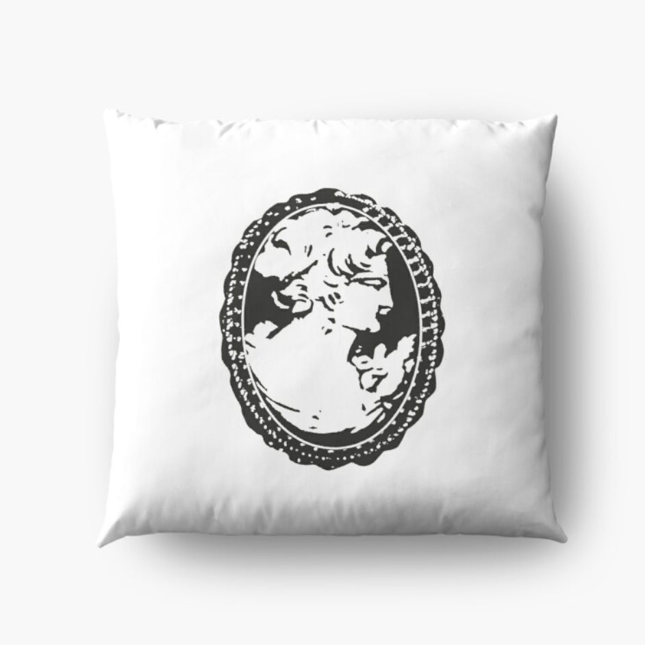 Cameo Calamity Floor Pillow