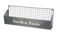 Garden Tools Wire Shelf