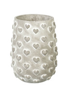 Large Multi Heart Plant Pot