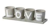 Small Plant Pots with Love logo