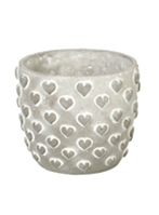 Medium Multi Heart Plant Pot