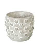 Small Multi Heart Plant Pot