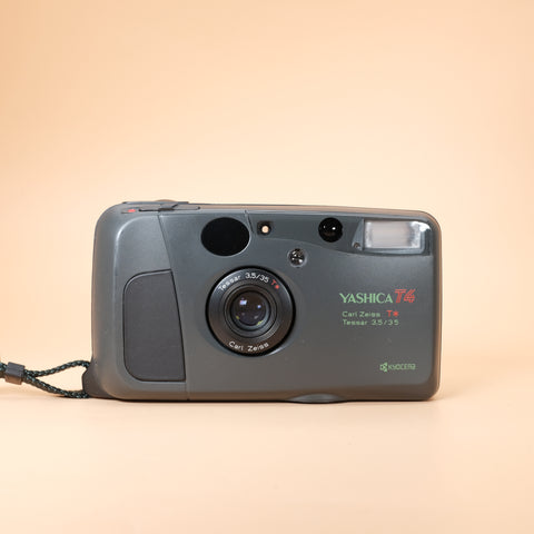 Yashica T4 Safari Limited Edition