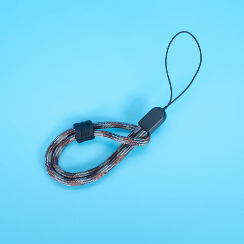 Rust Kernmantle Camera Cord