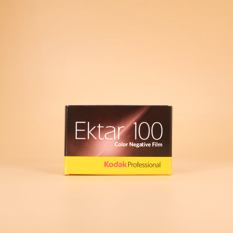 Kodak Professional Ektar 100 Colour 35mm Film