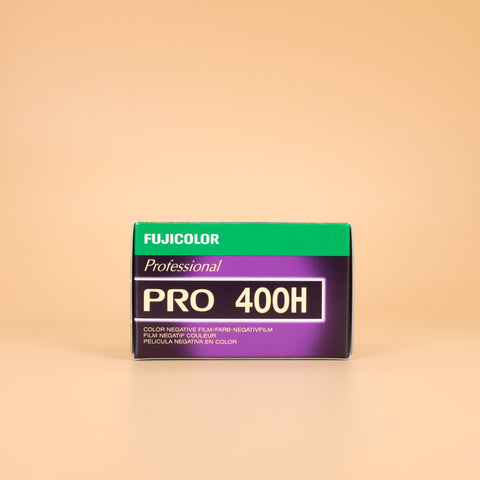 Fujifilm Fujicolor Professional PRO 400H Colour 35mm film
