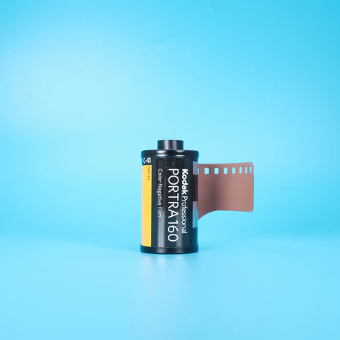 Kodak Professional Portra 160 Colour 35mm Film