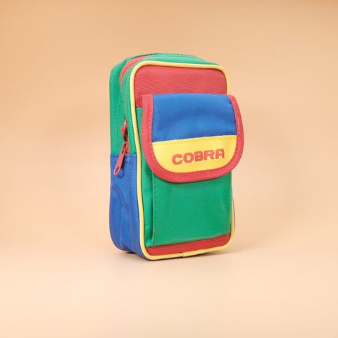 Cobra Multicolour Block Camera Case