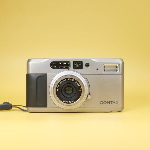 Contax TVS w/ Data Back