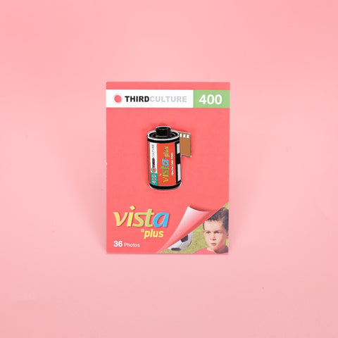Vista Plus 400 35mm film pin