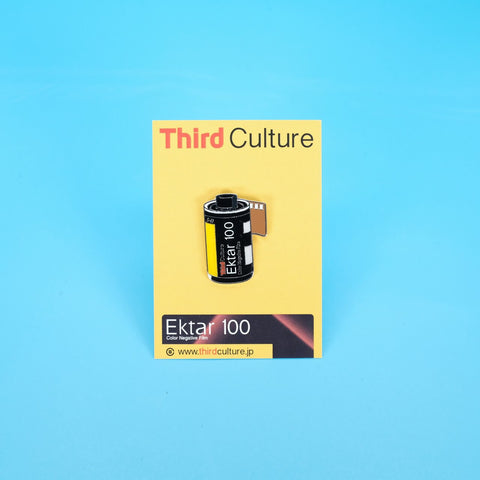 Ektar 100 35mm film pin