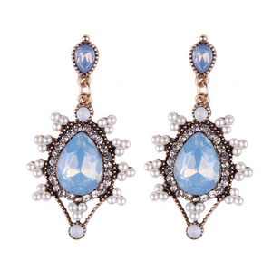 ARABELLA BLUE EARRINGS