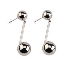 TERESINA SILVER EARRINGS
