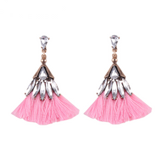 REMI PINK EARRINGS