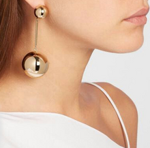 TERESINA BLACK EARRINGS