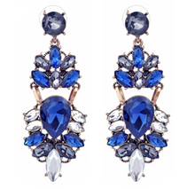 ANISE BLUE EARRINGS