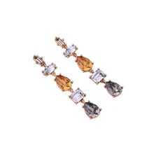 TAIYA OCHRE EARRINGS