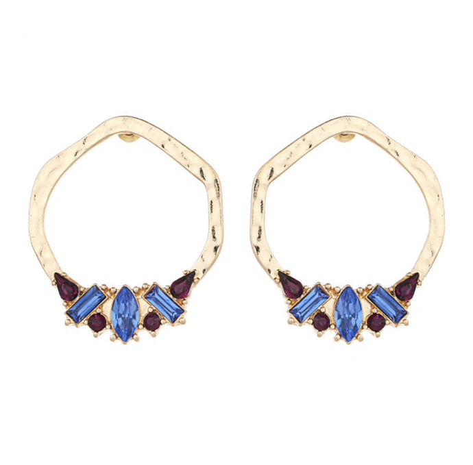TINKA GOLD EARRINGS