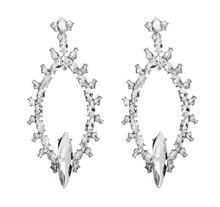 DOLCE CRYSTAL EARRINGS