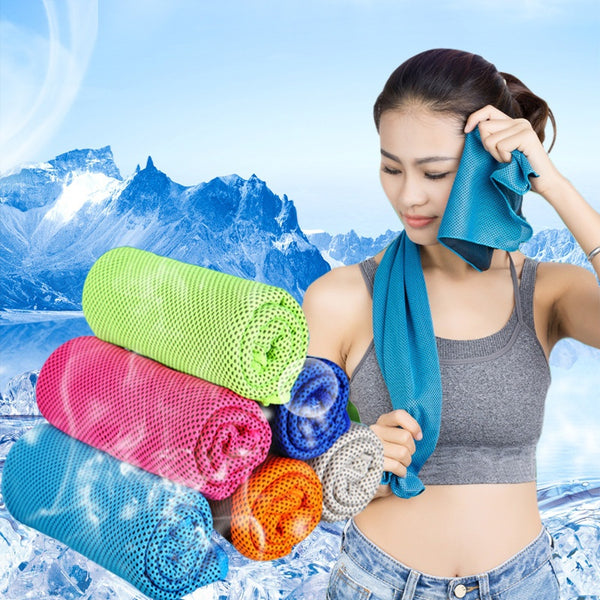Microfibre Exercise Towel