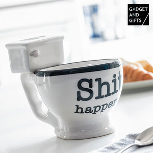 Gadget and Gifts Toilette Mug