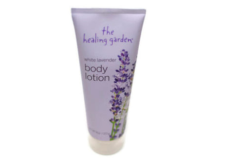 The Healing Garden White Lavender Body Lotion