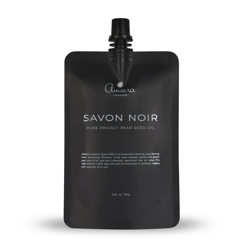 Savon Noir x Prickly Pear Seed oil
