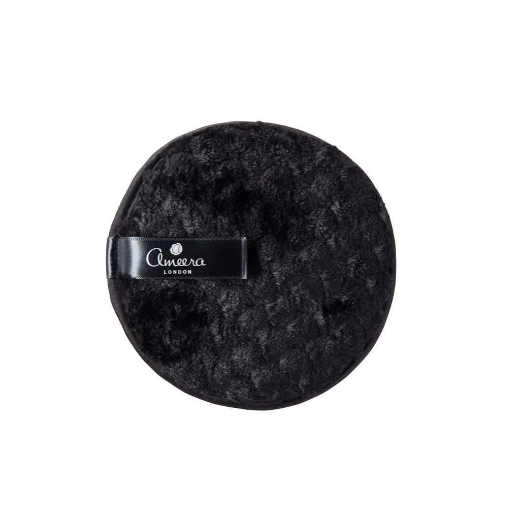 Makeup Remover pad-Black