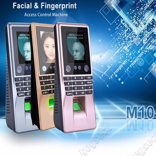 Face and Fingerprint Access Control System