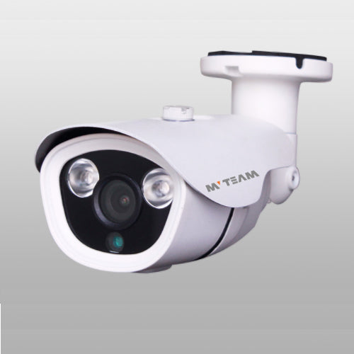 IP Camera With LED Array