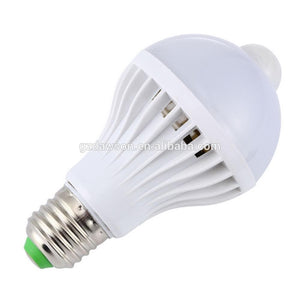 Led motion sensor, PIR sensor bulb