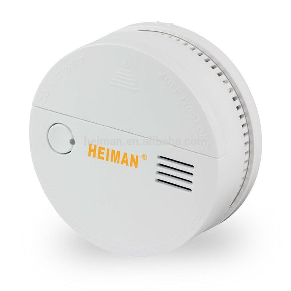 Carbon monoxide detector / smoke alarm in one with 3 years life battery